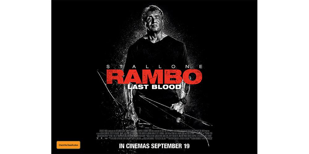 Win tickets to Rambo: Last Blood - Community News