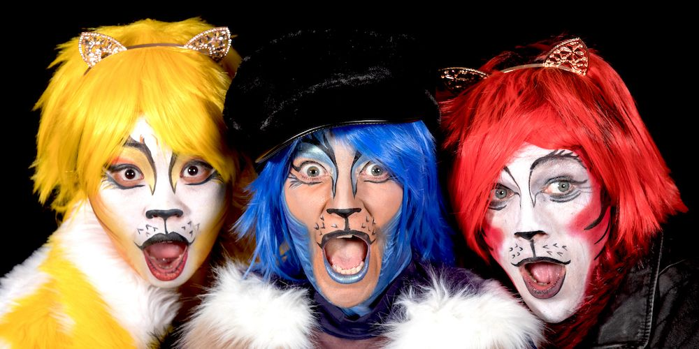 Cats the Musical a spectacle of colour