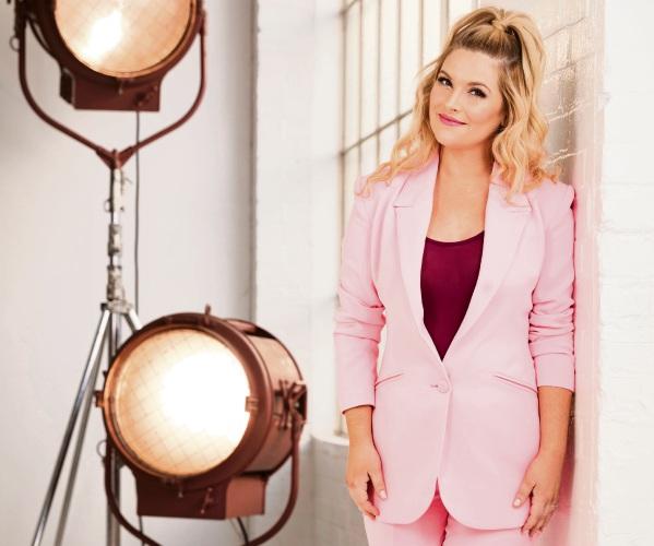 Australia's Got Talent judge Lucy Durack.
