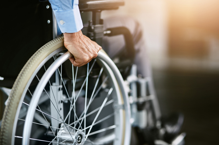 About half of the 4.3 million people with a disability have experienced violence, a new report has revealed. Picture: File image/Getty