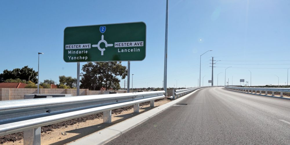 Main Roads is running an online survey on the Mitchell Freeway extension from Hester Avenue to Romeo Road.