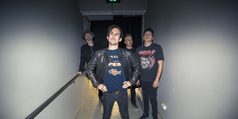 Legendary Aussie rockers Grinspoon are back on the road in October for their Chemical Hearts national tour.