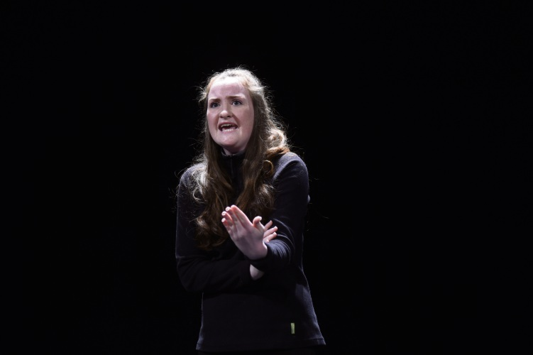 Canning Shakespeare Competition winner Indi Thompson.
