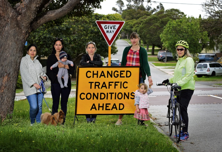 Residents see red over traffic signage changes | Community