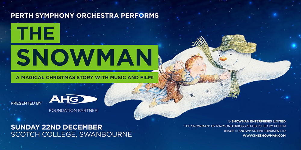 Win tickets to Perth Symphony Orchestra's The Snowman