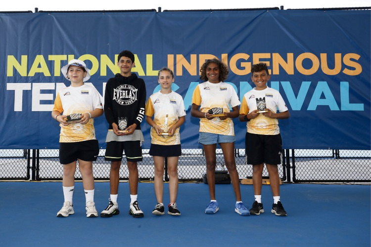 Team WA victorious at National Indigenous Tennis Carnival