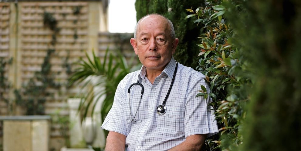 Dr Kevin Yuen has called on the State Government to fund more palliative care. Picture: David Baylis