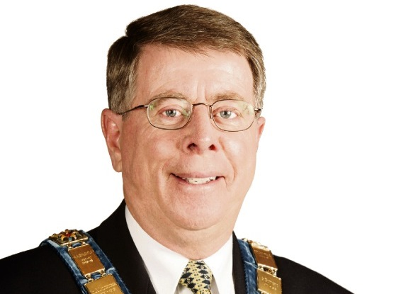 Former Stirling mayor and longtime councillor Terry Tyzack has nominated for Stirling's mayoral election.