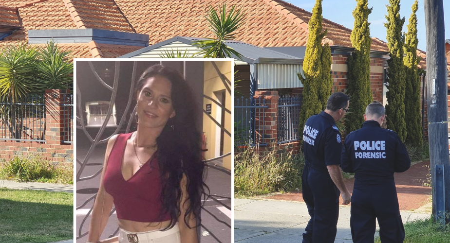 Jessica Carter was found dead at her Nollamara home on Sunday. Picture: David Baylis