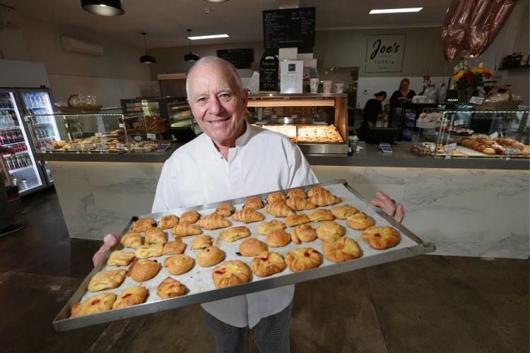 d495718 Joe Buhagiar (Joe's Bakery). Picture: Andrew Ritchie