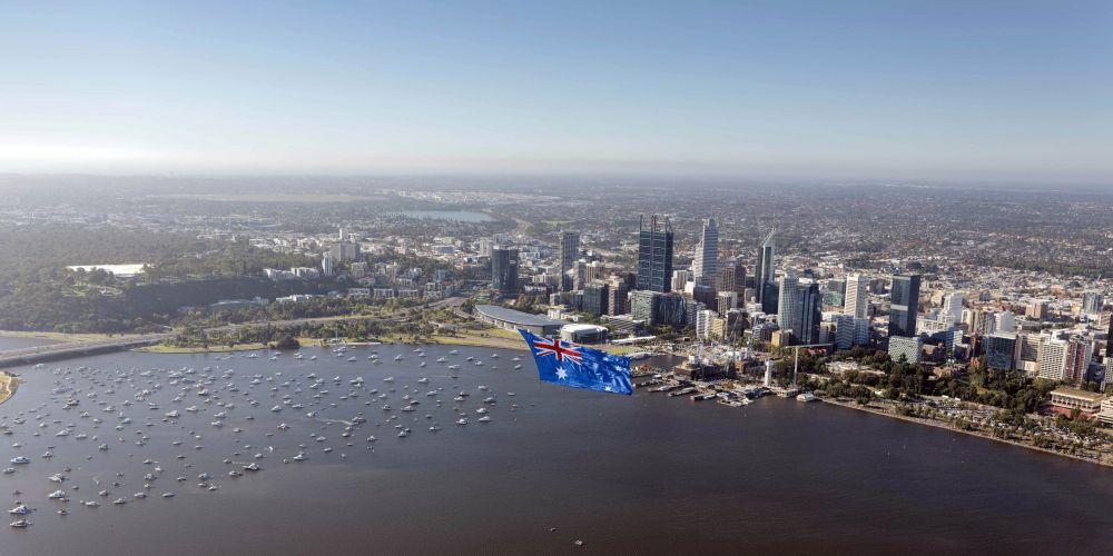 Australia Day air show out of hiatus