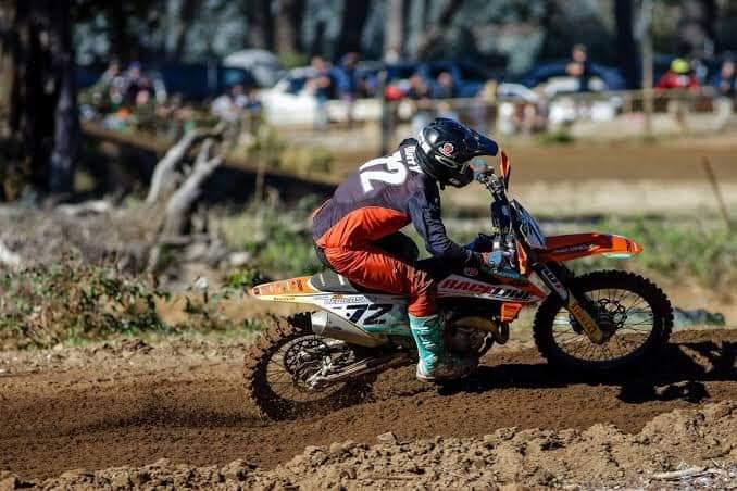 Regan Duffy will represent Australia at the 2019 FIM Motocross of Nations.