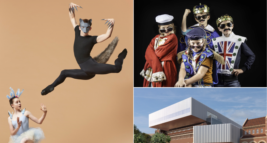 Picture (L-R): Awesome Arts Festival, Multiplex -Hassell and OMA.