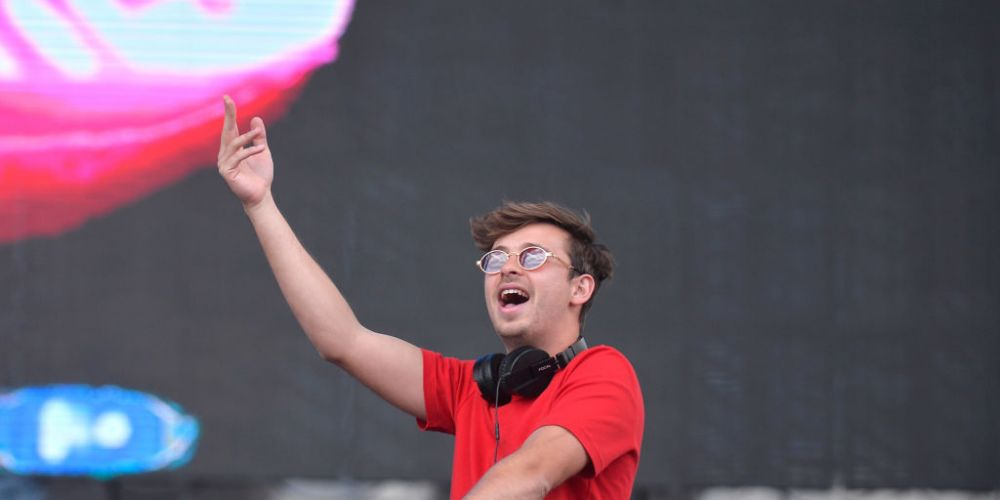 Flume will take the stage at Listen Out 2019. Picture: Bryan Steffy/Getty Images for iHeartMedia