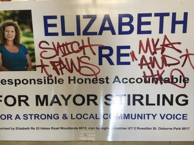 Residents 'fearful' as Stirling mayoral race heats up