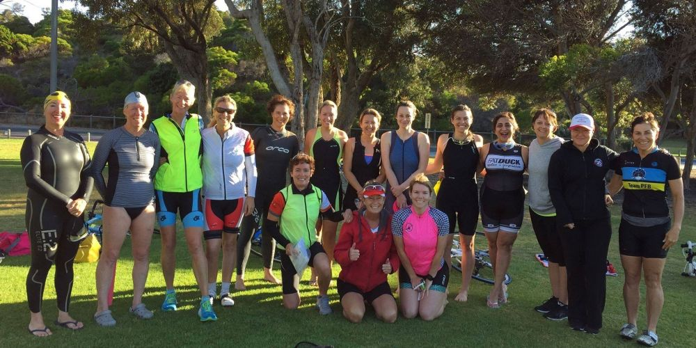 North Coast Tri Club.