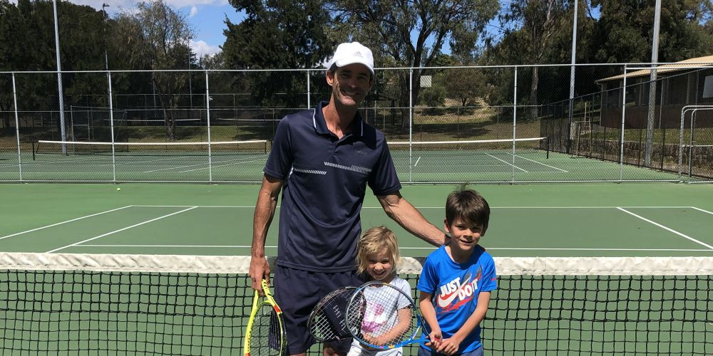 Free tennis come and try day for juniors