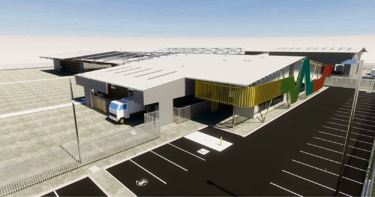 Work starts on $15m Western Power depot