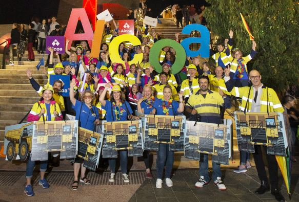 Alcoa commits to Pride WA