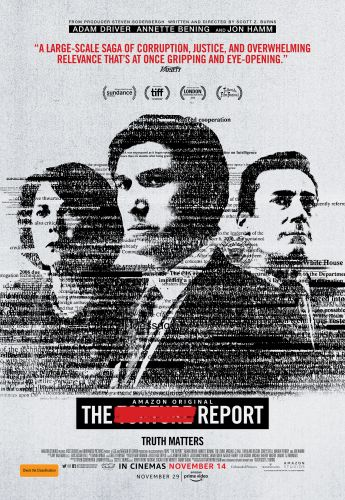 Win a Double Pass to Preview The Report