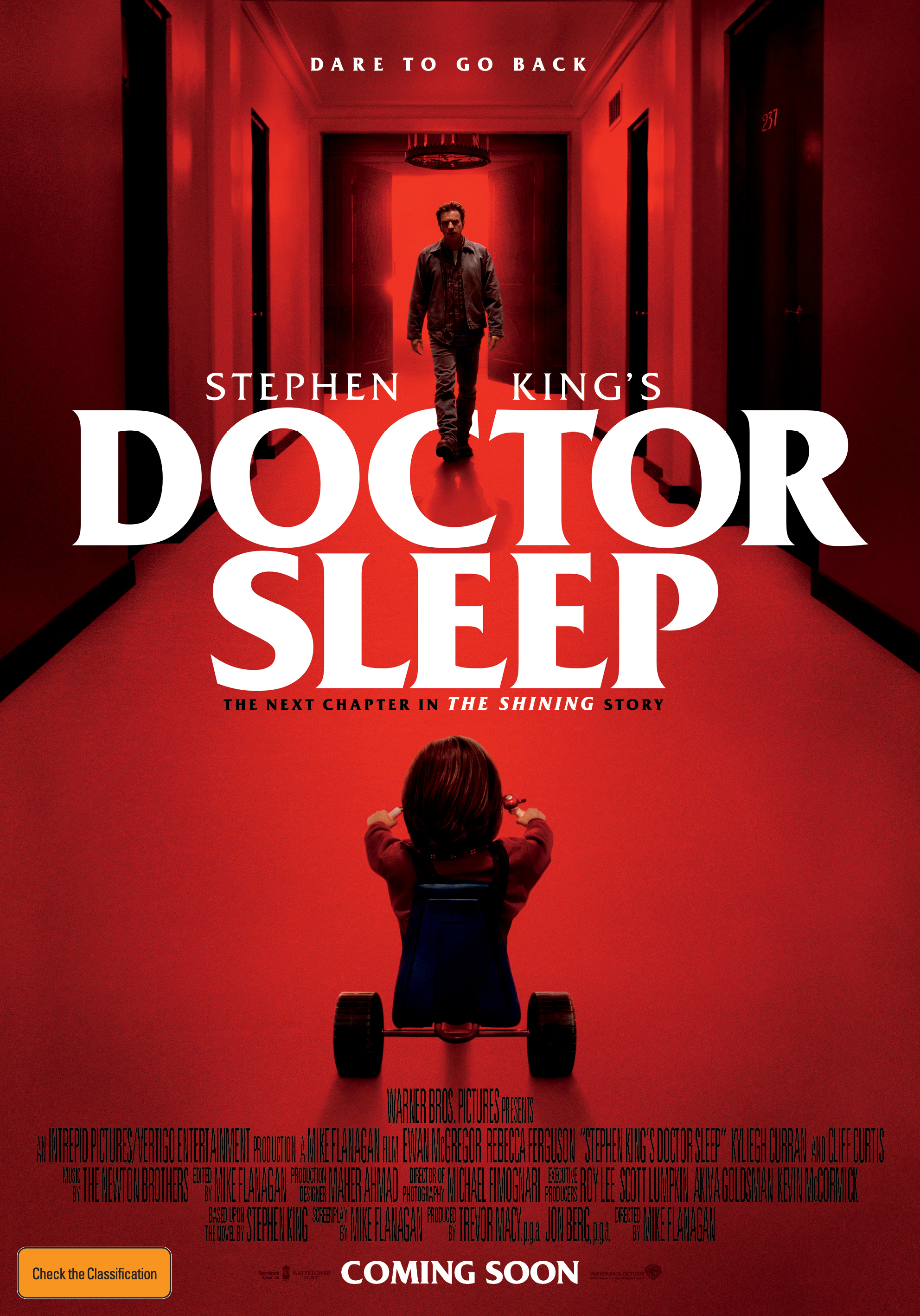 Stephen King's Doctor Sleep - One Sheet JPG AU CS