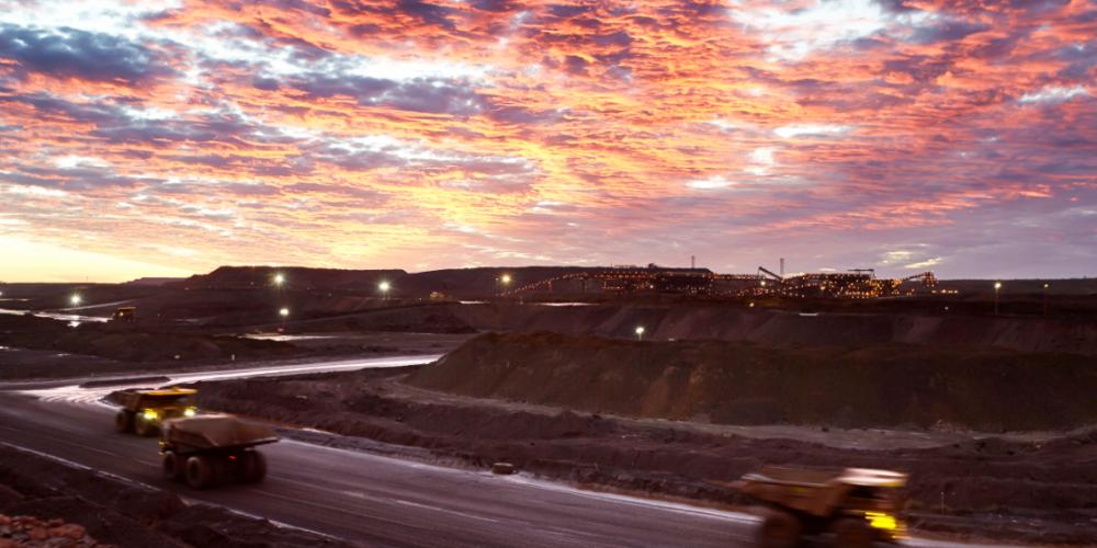 FMG's Cloudbreak mine.