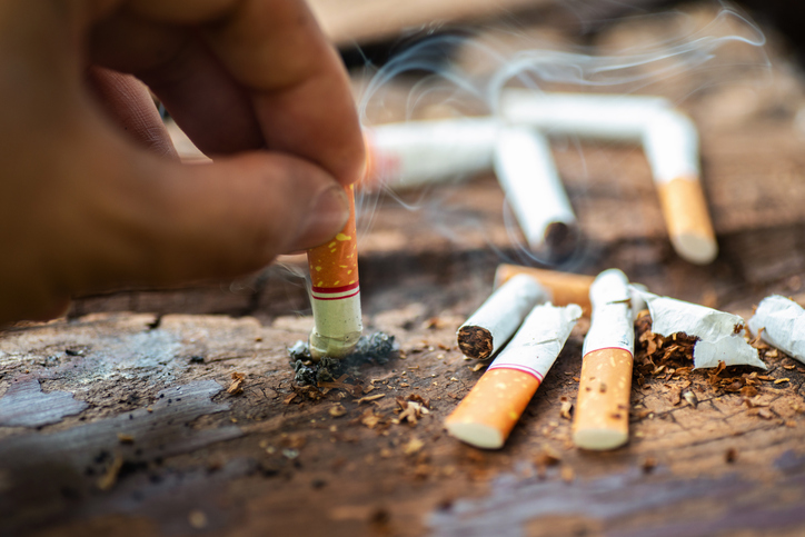 Tobacco accounts for one in eight deaths in Australia. Picture: Getty