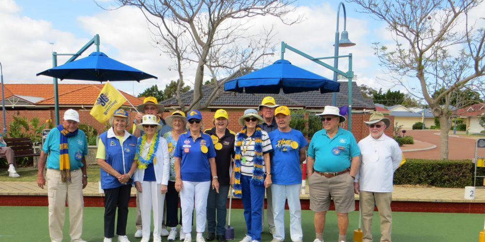 West Coast bowls over Dockers in retirement village derby