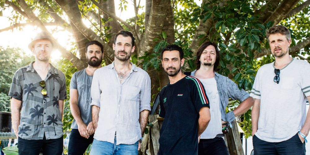 The Cat Empire will perform at Kings Park on November 30.