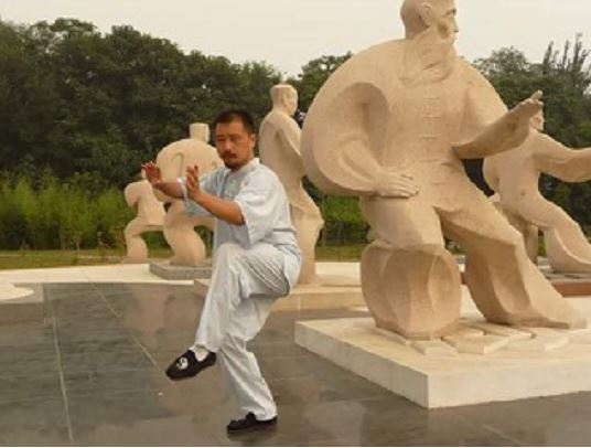 Qigong masters from China share techniques