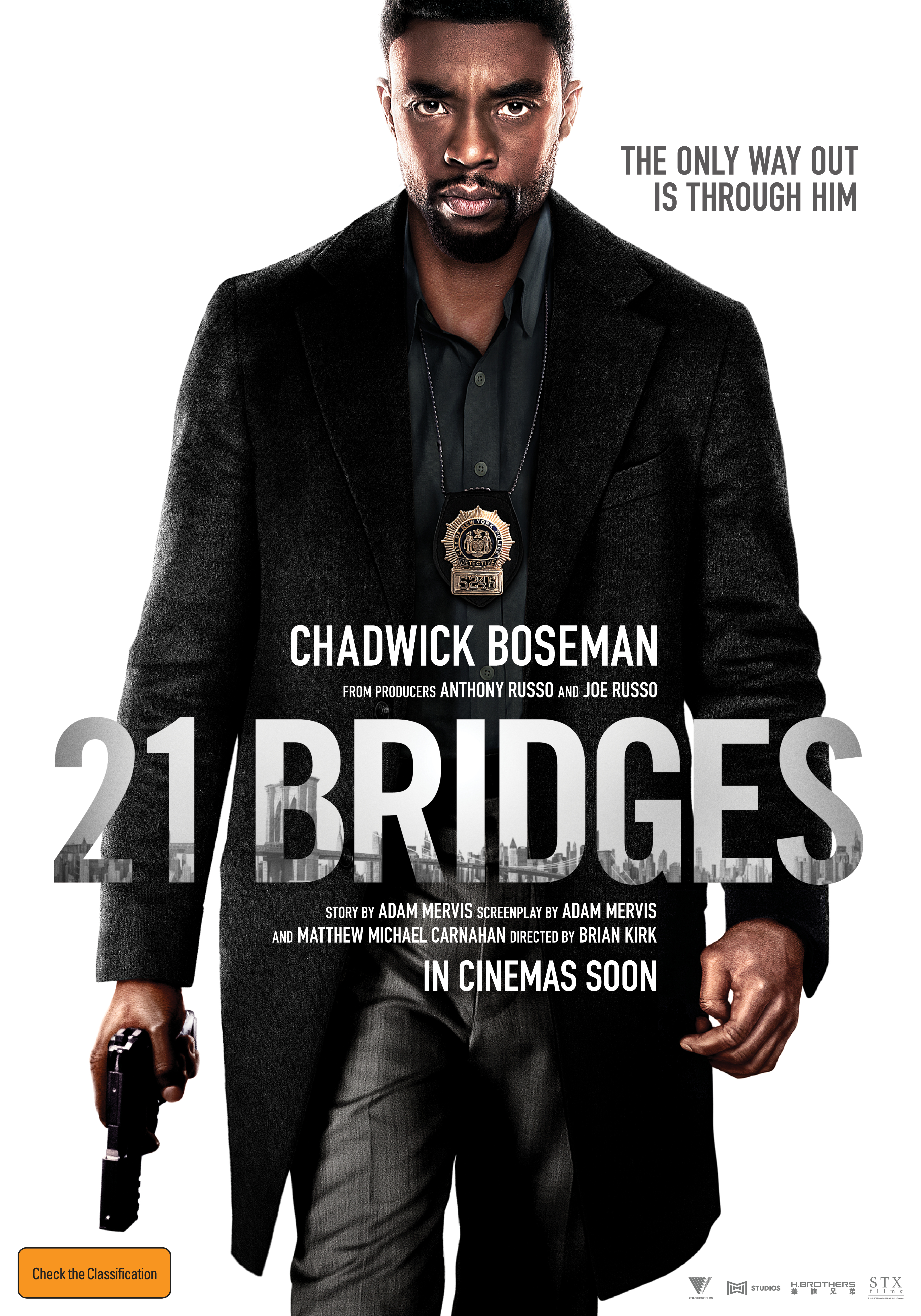 21 Bridges One Sheet AU LR