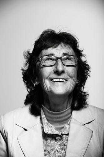 Carolyn Bates. Photo by Daniel Wilkins.