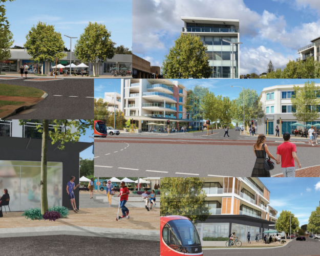 City of Stirling wants feedback on its plans to improve its north-eastern suburbs.