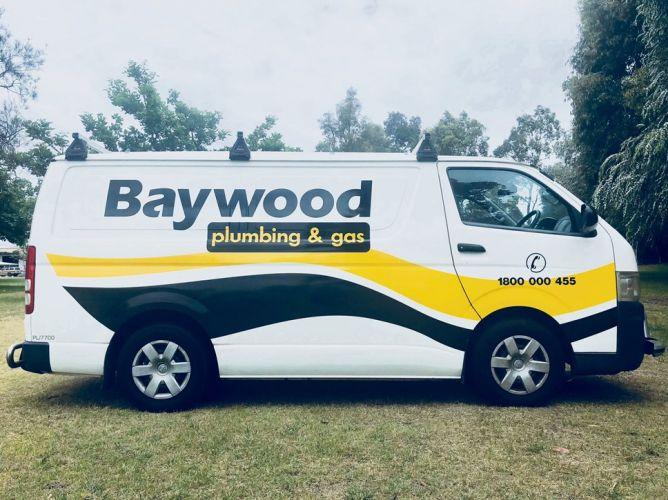 Baywood Plumbing & Gas: no job too big or small
