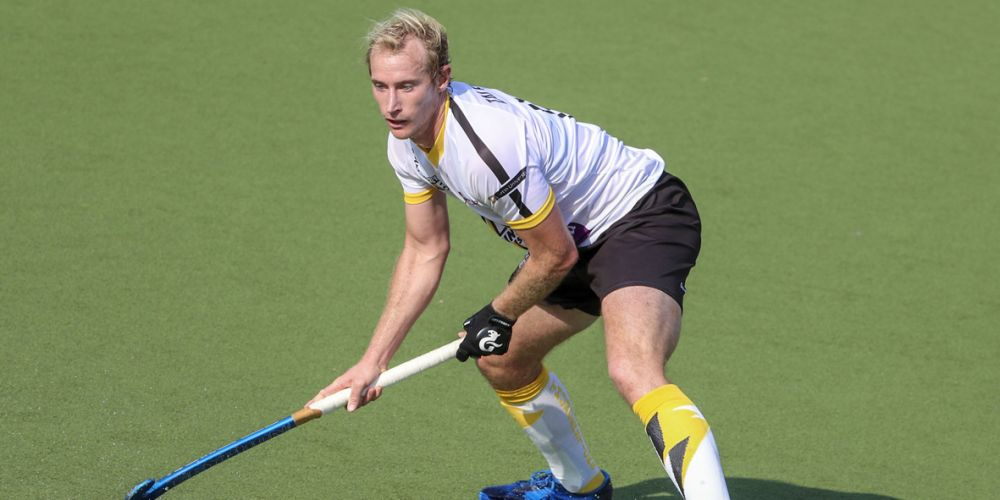 Aran Zalewski has been injured after the Thundersticks arrived in Hobart.