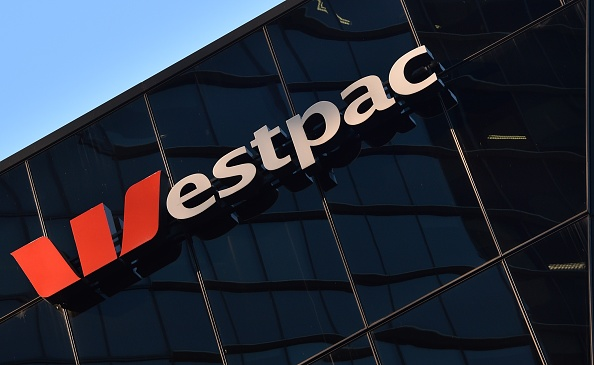 A view of the Westpac bank headquarters in Sydney. Picture: PETER PARKS/AFP via Getty Images