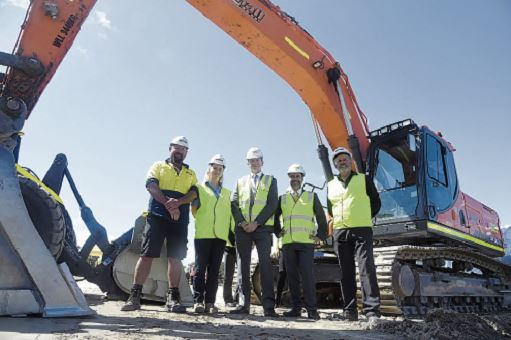 Peel based civil contractor Wormall Civil has been appointed to start works for Stage one at the Peel Business Park in Nambeelup.