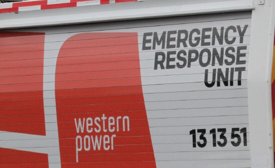 Power outage affects 5500 Perth homes
