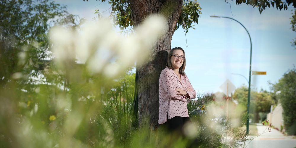 Cilla de Lacy has been named Mayor of Nedlands. Picture: Andrew Ritchie www.communitypix.com.au   d496542m