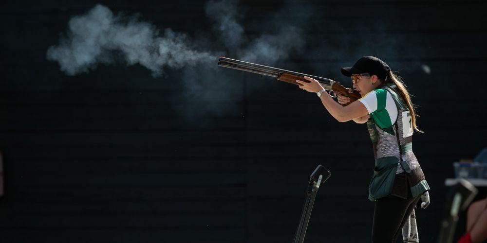 Hocking resident gunning for Olympics