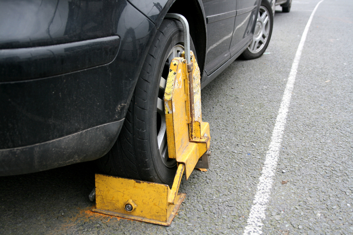 Bayswater Council will consider a wheel clamping ban proposed by an elector. Picture: Getty Images