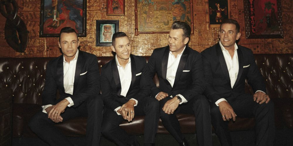 Human Nature will perform at the City of Joondalup's 2020 Valentine's Concert.
