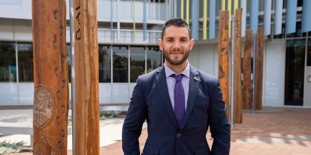 ECU equity and Indigenous Pro-Vice Chancellor Braden Hill is seeking participants for a research study.