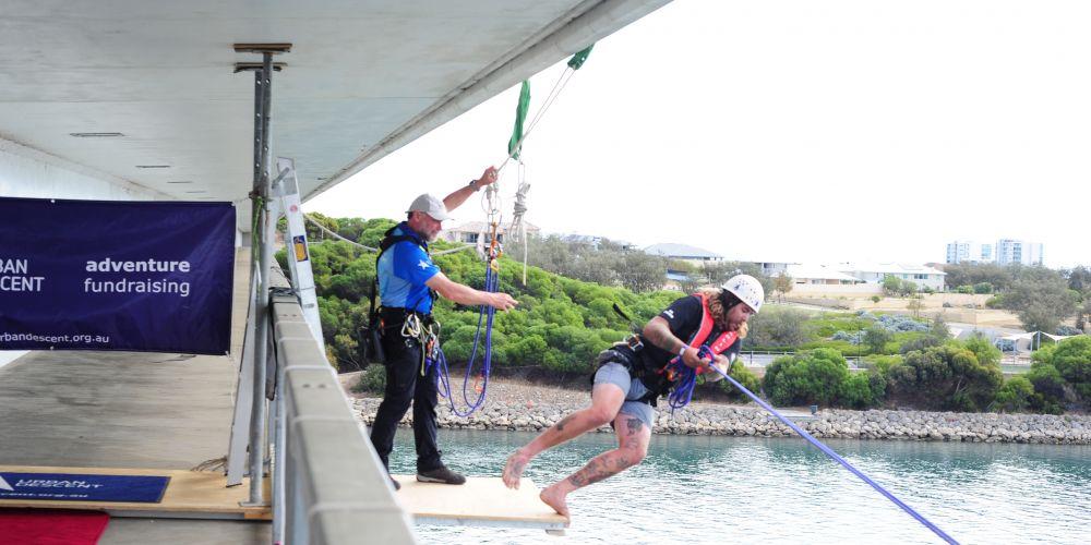 Mandurah Bridge Swing highest in Australia