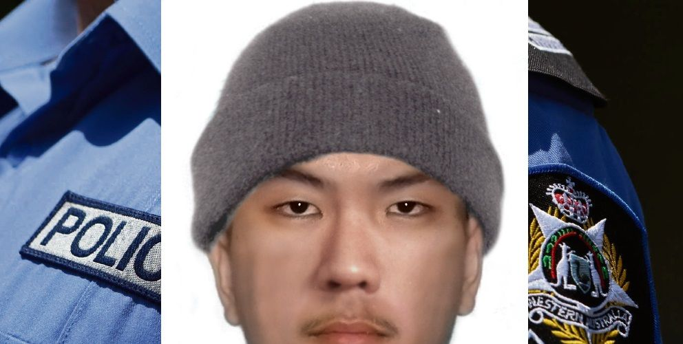 Police release composite image of wanted man
