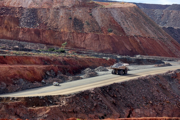 Kalgoorlie Superpit Goldmine. Picture: Getty