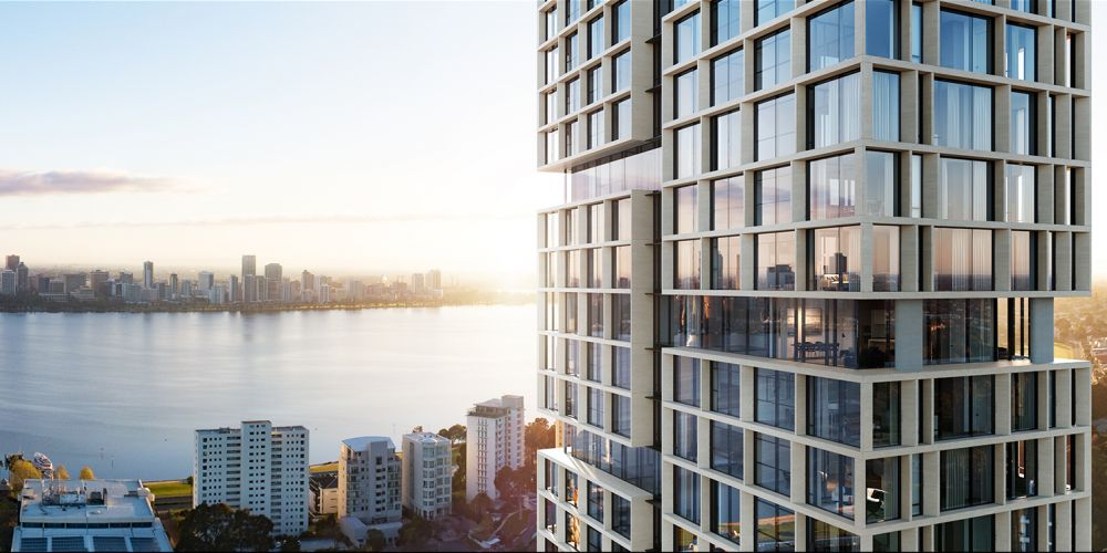 Artist's impression of the Lyall St residences. Picture: Sirona Capital