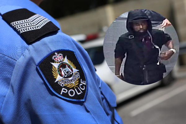 Police hunt after sex attack on Perth teen