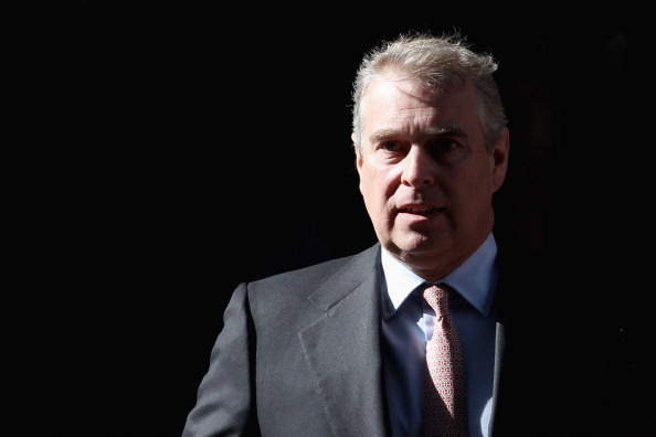 Prince Andrew. Picture: Dan Kitwood/Getty Images
