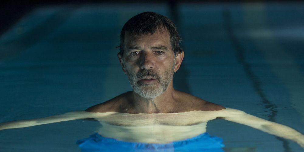 Antonio Banderas as Salvador Mallo in Pain and Glory